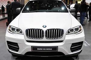 BMW M Performance Diesels Make Global Premiere at Geneva