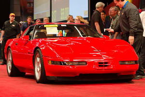 Corvette Evolution, Part 10: The C4 Corvette that Wanted to be a Supercar