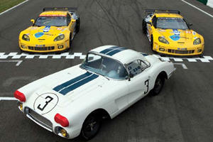 Corvette Evolution, Part 11: A Return to Le Mans to Drive a Winning Corvette