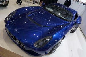 AC 378 GT Zagato Launched in Geneva