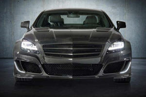 Mansory's Baby Got Back - Mercedes-Benz CLS63 AMG Tuned