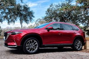 2018 Mazda CX-9 Test Drive Review: A Three-Row SUV For People Who Love Driving