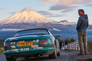 This Guy Drove His TVR 20,000 Miles For A Bar Hopping Road Trip