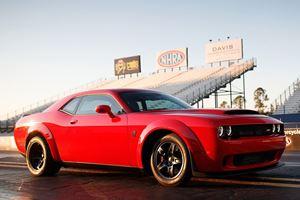 Watch The World's Fastest Dodge Demon Hit 203 MPH