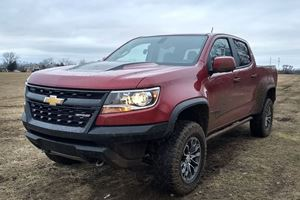 2018 Chevrolet Colorado ZR2 Test Drive Review: It Begs To Play Dirty