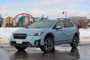 2018 Subaru Crosstrek Test Drive Review: Maximizing A Minimal Footprint