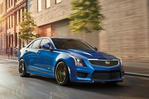 This Rare Cadillac ATS-V Special Edition Will Only Be Sold In Japan