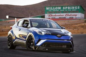 Toyota To Make Cars More Efficient By Building Race Tracks