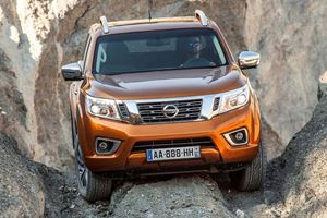 Nissan May Already Be Developing A Ford Ranger Raptor Rival