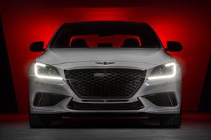 Genesis Knocks Audi Off Top Spot In Brand Rankings