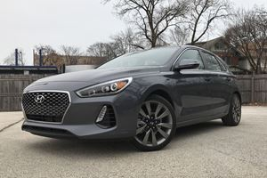 2018 Hyundai Elantra GT Test Drive Review: A Grown-Up Hatchback That's Just Hot Enough