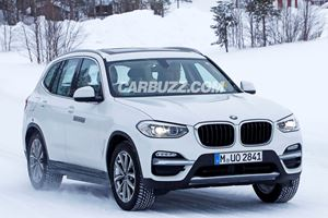 Here's An Early Look At The BMW iX3 Electric SUV