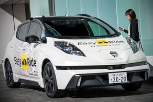 Nissan Trialing Self-Driving Taxi Service In Japan To Take On Uber
