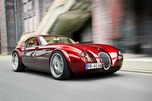 Bold Styling Decisions: Wiesmann GT MF4