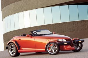 Bold Styling Decisions: Plymouth Prowler