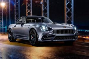 Abarth 124 GT Revealed With Removable Carbon Fiber Roof