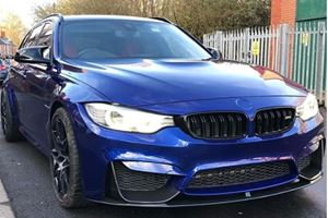 Turning A BMW 3 Series Wagon Into A BMW M3 Looks Like Hard Work