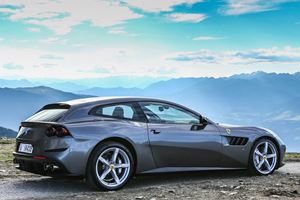 Bold Styling Decisions: 2018 Ferrari GTC4 Lusso