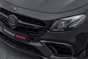 Mercedes-AMG E63 S Transformed Into Bona Fide Supercar Power