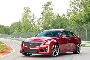 5 Things We'd Do To Improve The Cadillac CTS-V
