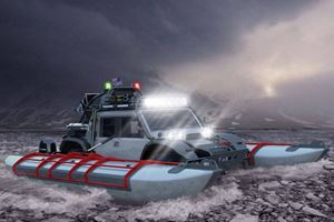 Glickenhaus' Baja Boot Will Be A $250k Go Anywhere World Traveler