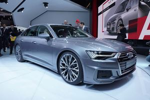 2019 Audi A6 Reveals Fresh Face And Four-Wheel Steering In Geneva