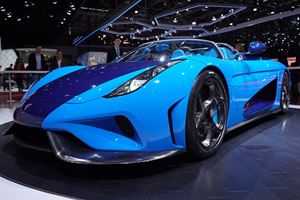Koenigsegg To Reveal Agera Successor Next Year At Geneva