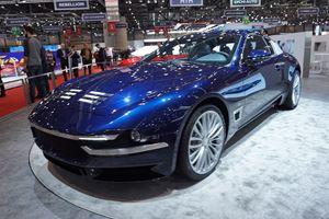 Touring Superleggera Reimagines Maserati GranTurismo With Sciadipersia