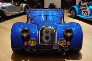 Morgan Aero Plus 8 50th Anniversary Edition Is A V8 Swansong