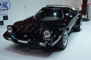 Take A Look At The New Ferrari-Powered Stratos In The Flesh