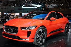The Jaguar I-Pace Cab Forward Design Was Inspired By The C-X75 Supercar
