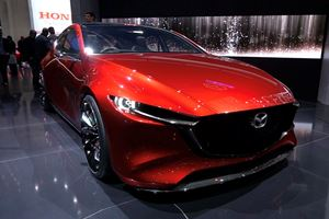 Experience The Mazda Vision Coupe And Kai Concepts Like Never Before