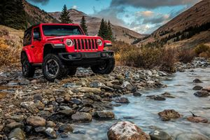 Why Aren't The New Jeep Wrangler's Digital Off-Road Gauges Working?