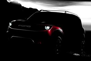 Ford's New Off-Road Model Could Be An Escape In Wolf's Clothing