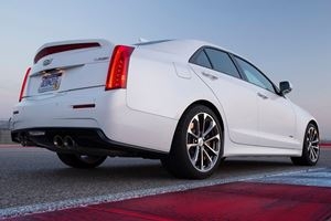 Cadillac Planning Small Sedan To Battle The Audi A3 And BMW 2 Series