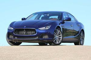 5 Improvements That Would Make The Maserati Ghibli A Better Sport Sedan