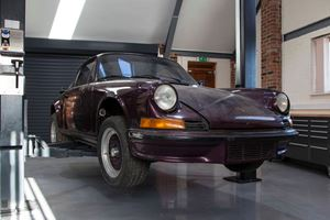 One Of The Rarest Porsche 911s Ever Has Been Rediscovered