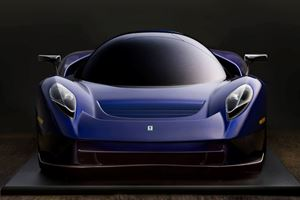 SCG004S Supercar Will Have 690-HP Nissan GT-R Engine Under The Hood