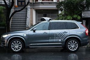 Self-Driving Uber Volvo XC90 Strikes And Kills Pedestrian In Arizona