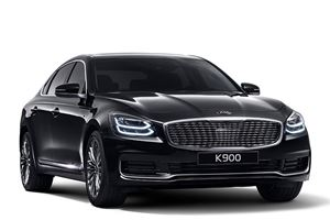 Here's Our First Look At The All-New Kia K900 Luxury Flagship Sedan