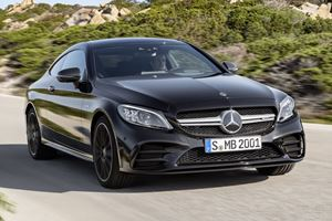 New Mercedes C-Class Coupe And Cabriolet Break Cover