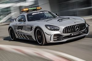 Mercedes-AMG GT R Is The Most Powerful F1 Safety Car Ever