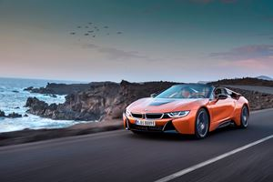 BMW i8 Roadster First Look Review: The Sky Is The Limit