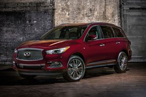 2019 Infiniti QX60 And QX80 Receive Fancy Limited Trims