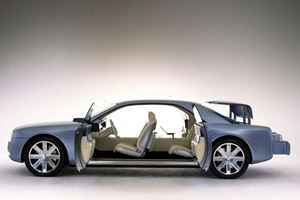 Lincoln Continental To Receive Iconic Suicide Doors