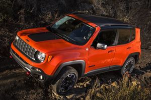 Affordable And Comfortable Fun: 2018 Jeep Renegade