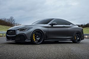 Infiniti May Finally Get Serious About A Performance Q60 Coupe