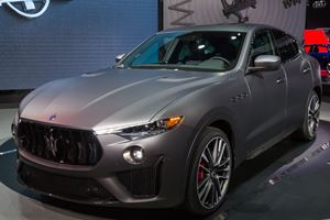 2018 Maserati Levante Trofeo Is The V8 Model We Have Been Waiting For