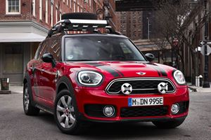 Mini Countryman Panamericana Plug-In Hybrid Begins 16,000-Mile Road Trip