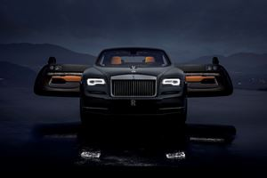 Rolls-Royce Takes Wraith To Another Level With Luminary Collection